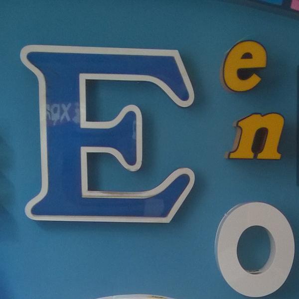 Der Buchstabe E
